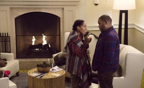 Black-ish Season 1 Episode 12 Review: Martin Luther Skiing Day
