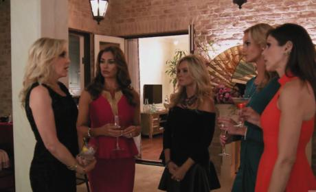 The Aries Party - The Real Housewives of Orange County