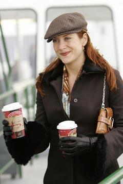 I Got Us Coffees!