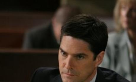 "Thomas Gibson on ""Transitional"" Criminal Minds Season"