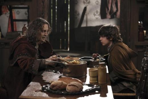 Rumplestiltskin and His Son