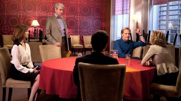 The Newsroom Season Finale Scene