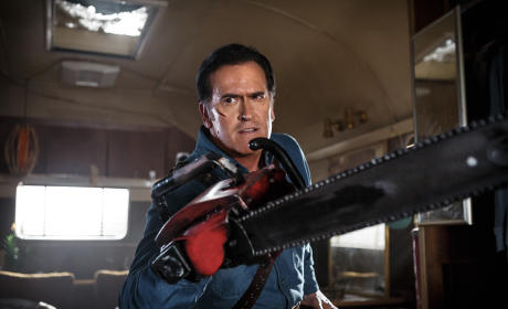 Ash vs Evil Dead Preview: Bruce Campbell on Getting Back Into Iconic Character