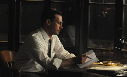 Mad Men Review: Swimming, Shades and Stones