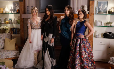 Pretty Little Liars: 7 Seasons and A Movie?