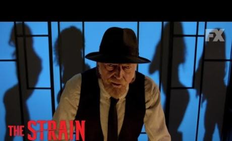 The Strain: Faster Pace, Battle For New York...Vamps Boom?!?!