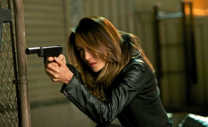 Nikita Review: Make Like a Good Spy and Kiss Her