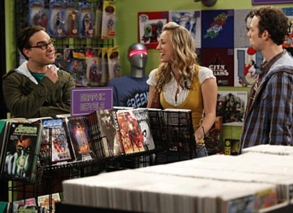 Watch The Big Bang Theory Season 2 Episode 20 Online