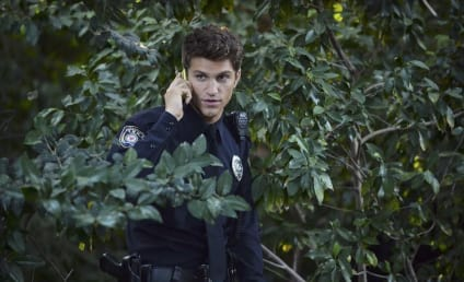 Pretty Little Liars Q&A: Keegan Allen on Spoby, Life on the Force, His Photo Book