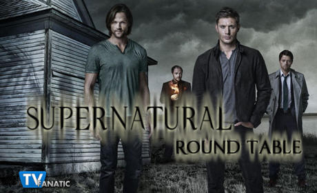 Supernatural Round Table: Grumpy Old Men