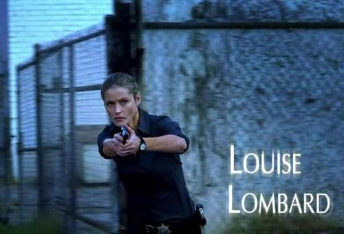 Louise Lombard on CSI