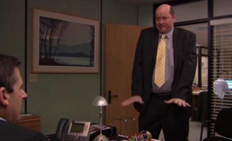 The Office Review: Good Riddance, Todd Packer!