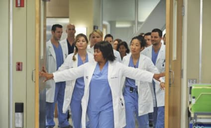 Grey's Anatomy Caption Contest CXXIX