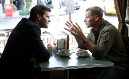 Booth's Brother: Booked on Bones Season Five