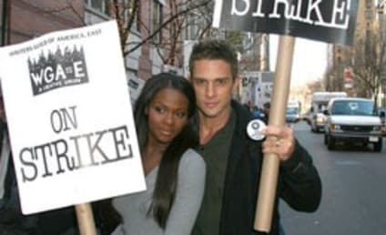 Tika Sumpter and David Fumero Support Their Writers