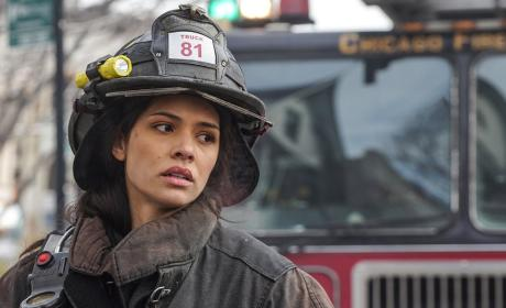 New Firefighter - Chicago Fire Season 4 Episode 15
