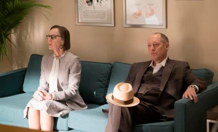 The Blacklist Photo Preview: Secrets from Liz's Past?