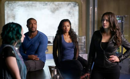 Dark Matter Season 2 Episode 13 Review: But First, We Save the Galaxy