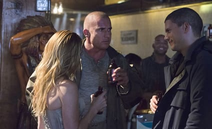 Quotes of the Week from DC's Legends of Tomorrow, The 100 & More!