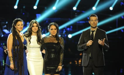 The Voice Results: Sometimes, It Doesn't Work Out