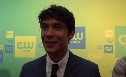 Bobby Morley Teases The 100 Finale, Threat of The Grounders & More