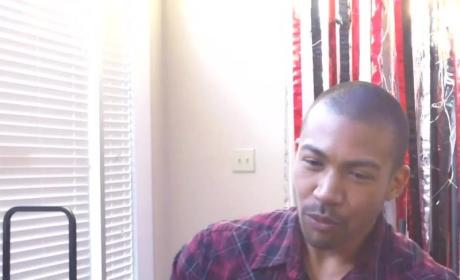 Charles Michael Davis Talks Flashbacks, Relationship With The Originals
