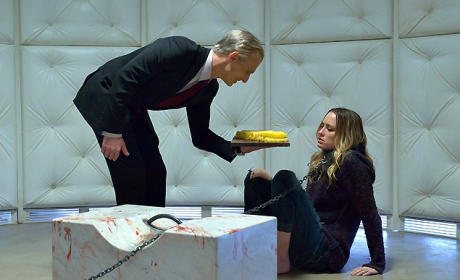Eichhorst Fattens Dutch Up - The Strain Season 2 Episode 11