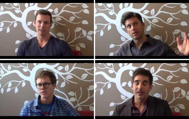 Eric martsolf set interview