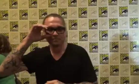 Kurt Sutter Comic-Con Q&A