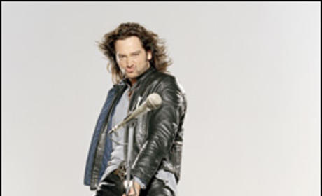 This is Constantine Maroulis. He Wishes You Knew That.