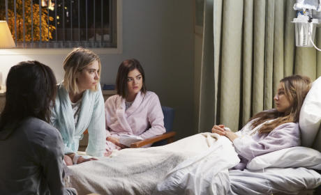 Are We Safe? - Pretty Little Liars Season 6 Episode 2
