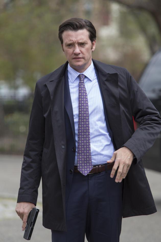 Jason Butler Harner as Agent Walter Gary Martin