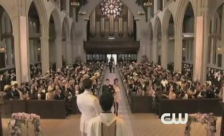 Gossip Girl Wedding Clip: Here Comes the Bride