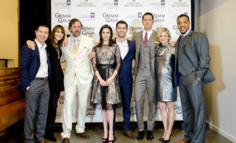 Grimm Gives Back Was a Rousing Success!