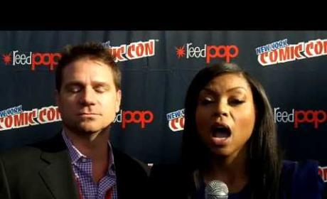 Greg Plageman and Taraji P. Hensen Interview