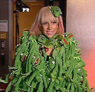 Frog Lady Gaga