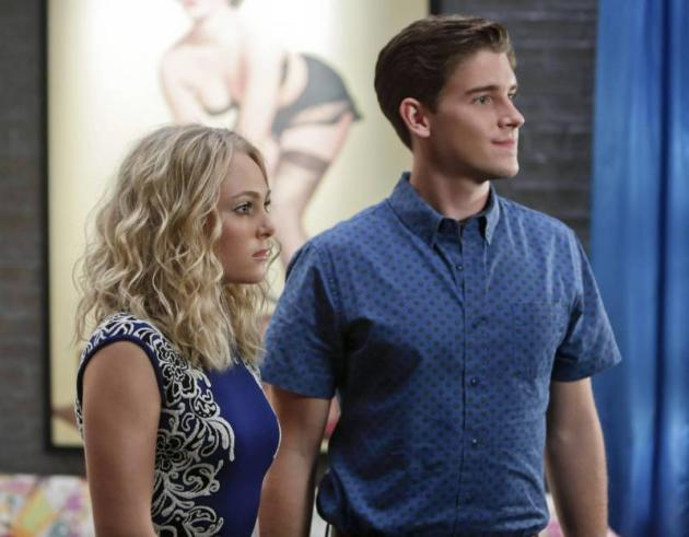The Carrie Diaries Premiere Scene