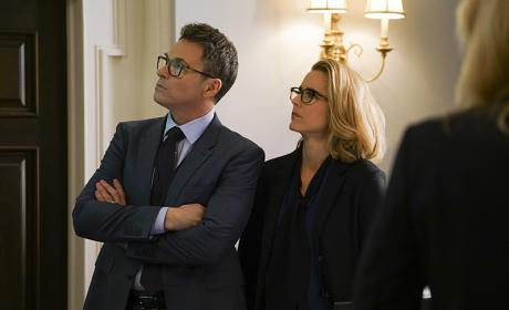 Henry and Elizabeth - Madam Secretary