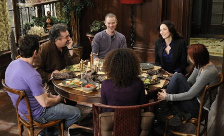 The Warehouse 13 Family