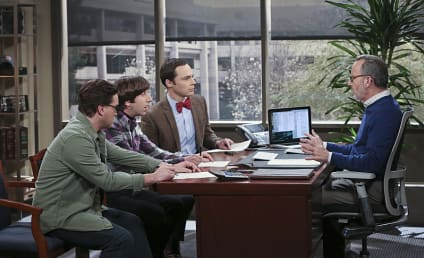 The Big Bang Theory Season 9 Episode 18 Review: The Application Deterioration