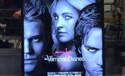 The Vampire Diaries Season 7 Poster: Look Who's Front and Center!
