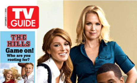 TV Guide Cover Girls: Kristen Bell, Hayden Panettiere, Ali Larter