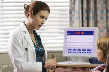 Dr. Addison _________ Shepherd