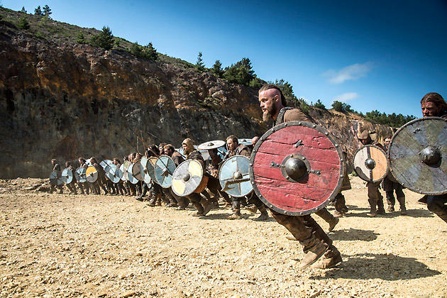 Ragnar Leads the Charge