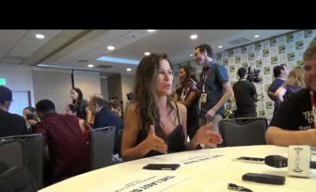 The Last Ship Comic-Con Interview, Part 3