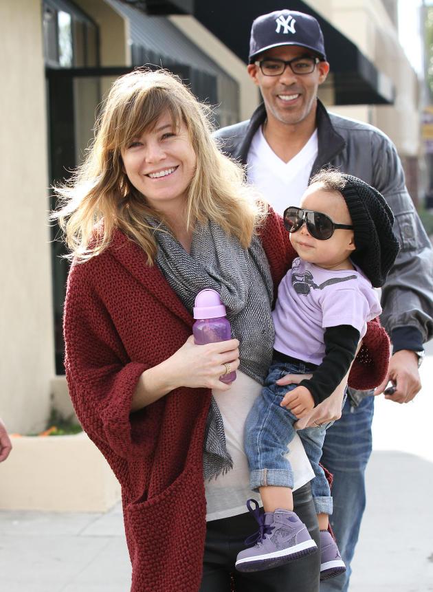 Ellen, Chris and Stella