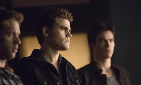 The Vampire Diaries Producer Teases Augustine Vampire, Statherine & Klaus' Return