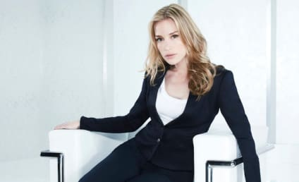 Covert Affairs Set Interview: Piper Perabo on Comic Con, Guns and Fake Weddings