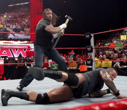 Angry Triple H