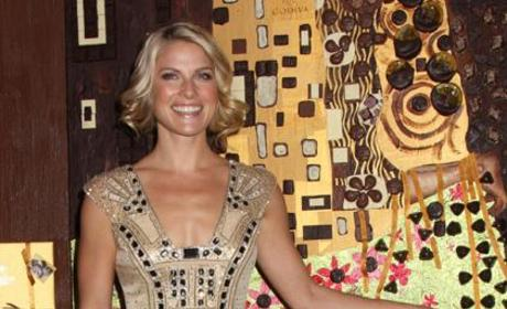 Ali Larter: Chocolate Lover, Promoter